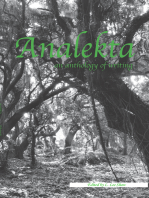Analekta-an anthology of writing