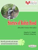 The Stories of Robin Hood (ESL/EFL Version)