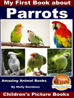 My First Book about Parrots