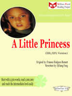 A Little Princess (ESL/EFL Version)