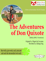 The Adventures of Don Quixote (ESL/EFL Version)
