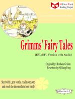 Grimm's Fairy Tales (ESL/EFL Version)