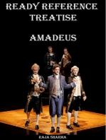 Ready Reference Treatise: Amadeus