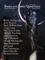 Bards and Sages Quarterly (January 2016)