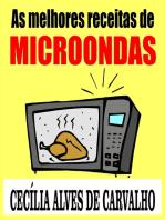 As melhores receitas de microondas