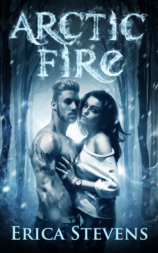 Arctic Fire (The Fire and Ice Series, Book 2) by Erica Stevens