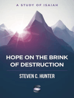 Hope on the Brink of Destruction