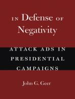 In Defense of Negativity