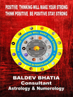 Positive Thinking Will Make You Strong
