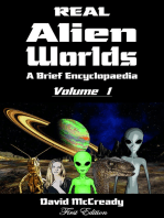 Real Alien Worlds: A Brief Encyclopaedia: First Edition Volume 1