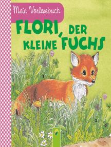 Flori, der kleine Fuchs: Mein Vorlesebuch. Durchgehende Geschichte für Kinder ab 2 Jahren