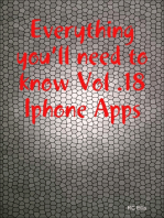 Everything You'll Need to Know Vol.18 Iphone Apps