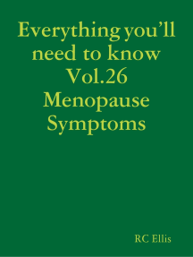 Everything You'll Need to Know Vol.26 Menopause Symptoms