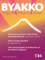 Byakko Magazine Issue 134