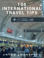 100 International Travel Tips
