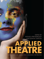 Applied Theatre: International Case Studies and Challenges for Practice