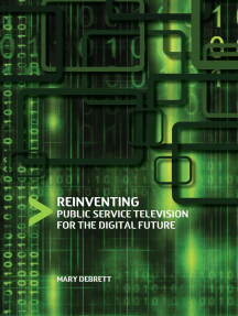 Reinventing Public Service Television for the Digital Future