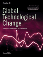 Global Technological Change: From Hard Technology to Soft Technology