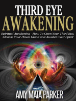 Third Eye Awakening: Spiritual Awaking - How To Open Your Third Eye, Cleanse Your Pineal Gland And Awaken Your Spirit