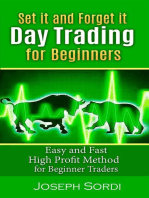 Set it and Forget it Day Trading for Beginners