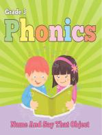 Grade 3 Phonics