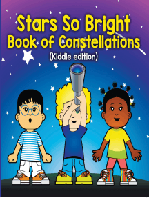Stars So Bright: Book of Constellations (Kiddie Edition): Planets and Solar System for Kids