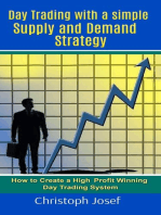 Day Trading with a Simple Supply and Demand Strategy