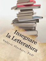 Insegnare la Letteratura