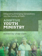 Adoptive Youth Ministry (Youth, Family, and Culture)