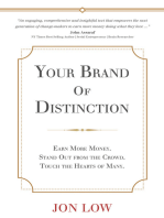 Your Brand of Distinction