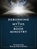 Debunking the Myths about the Book Ministry