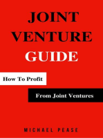 Joint Venture Guide: How To Profit From Joint Ventures: Internet Marketing Guide, #8