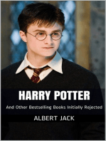 Harry Potter And Other Bestselling Books Initially Rejected