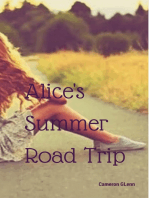 Alice's Summer Road Trip
