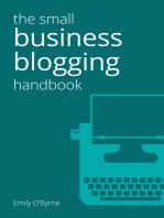The Small Business Blogging Handbook
