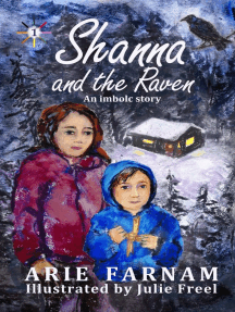 Shanna and the Raven: An Imbolc Story (Children's Wheel of the Year, #1)