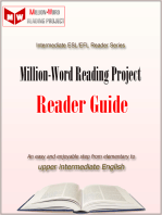Million-Word Reading Project Reader Guide
