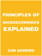 Principles of Microeconomics Explained
