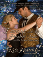 Dancing With the Preacherman (Book Two of the Red River Valley Brides)