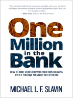 One Million in the Bank