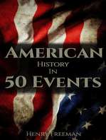 American History in 50 Events