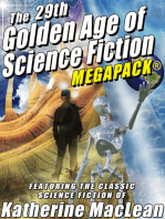 The 29th Golden Age of Science Fiction MEGAPACK®
