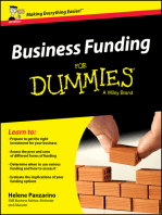 Business Funding For Dummies