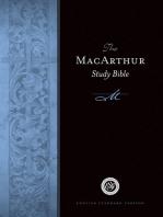The MacArthur Study Bible