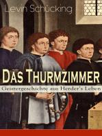 Das Thurmzimmer - Geistergeschichte aus Herder's Leben