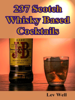 237 Scotch Whisky Based Cocktails