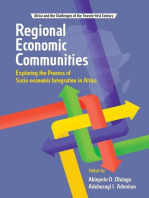 Regional Economic Communities
