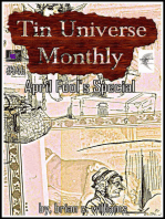 Tin Universe Monthly #14b 2014 April Fool's Special