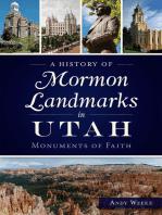 A History of Mormon Landmarks in Utah