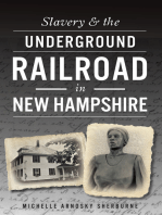 Slavery & the Underground Railroad in New Hampshire